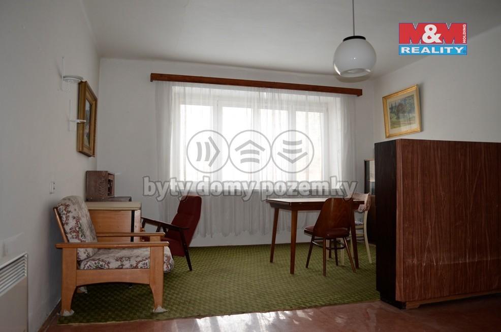 Prodej bytu 2+1, 80 m2, Potůčník