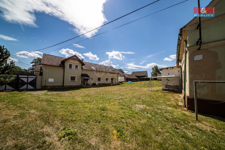 Prodej, rodinný dům, pozemek 33858 m², Staré Sedlo