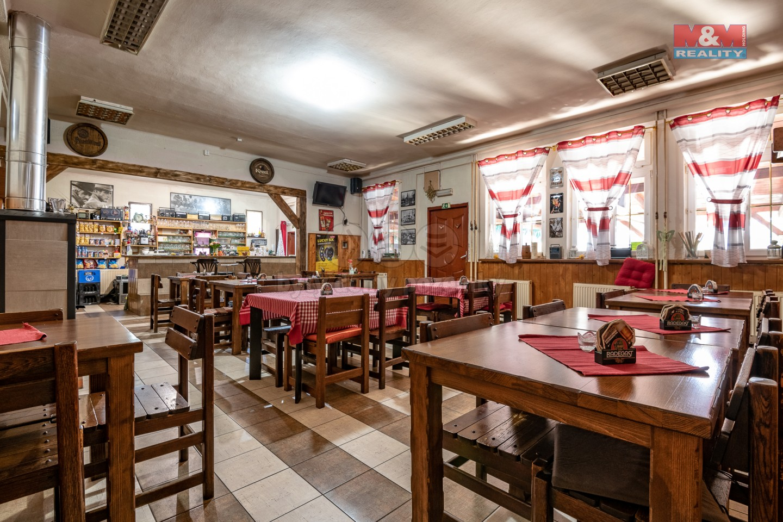 Prodej restaurace, stravování, Karviná, ul. Dačického