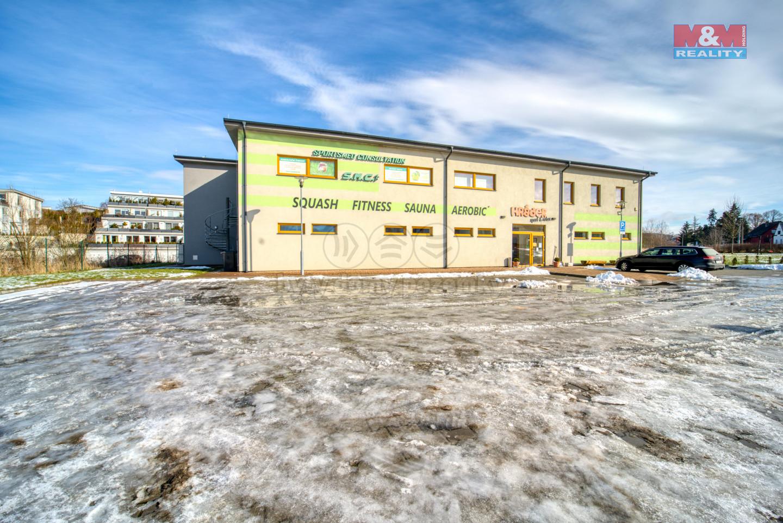 Pronájem obchod a služby, 110 m², Plzeň, ul. Červenohrádecká