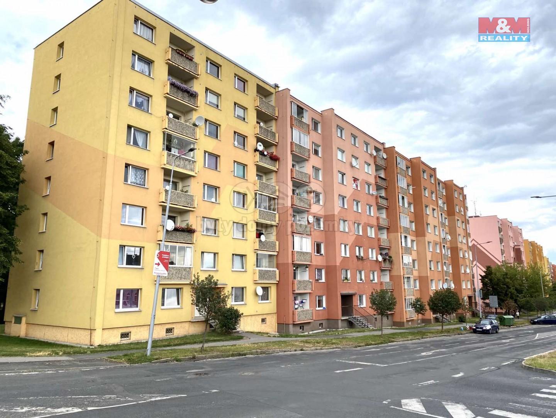 Pronájem bytu 1+1, 40 m², Jirkov, ul. Smetanovy sady