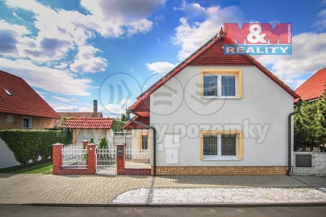 Prodej, rodinný dům 4+1, 110 m2, Mnetěš