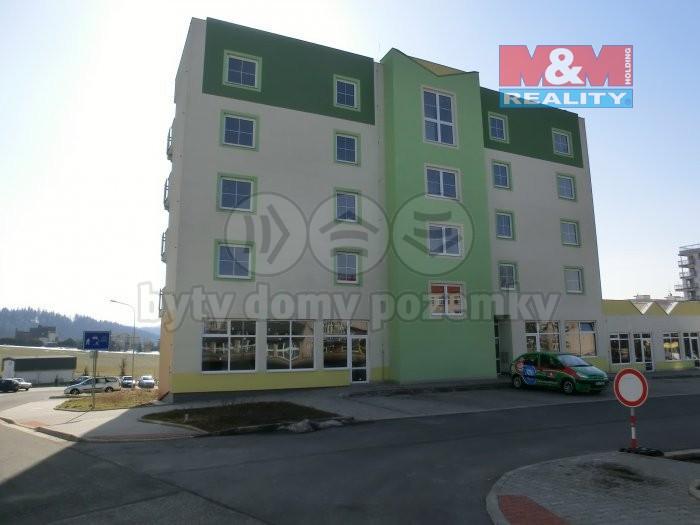 Prodej obchodního objektu, 99 m², Náchod, ul. Bartoňova