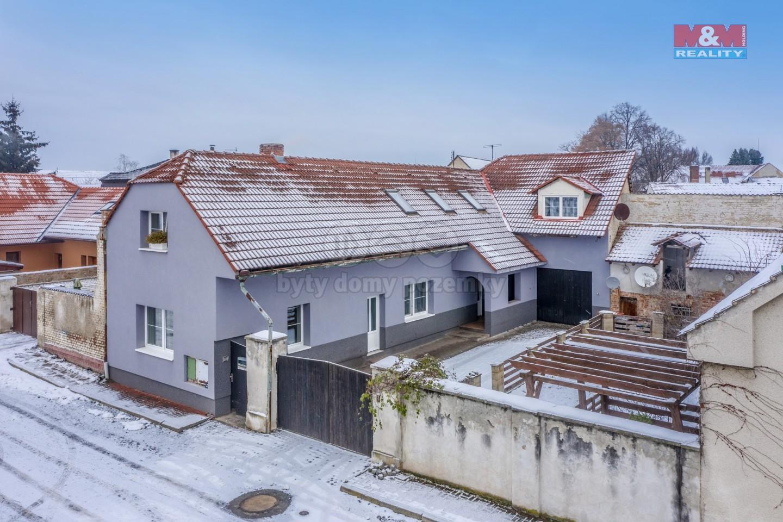 Prodej rodinného domu, Dřísy, ul. Spojovací