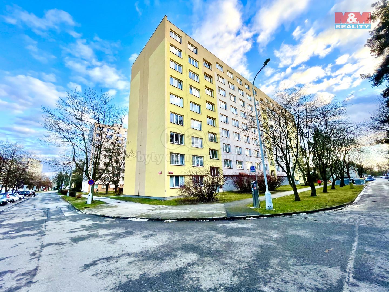 Prodej bytu 2+1, 67 m², České Budějovice, ul. Budivojova