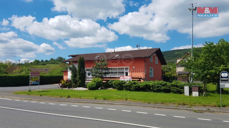 Prodej, restaurace, 300 m2, Neznašovy