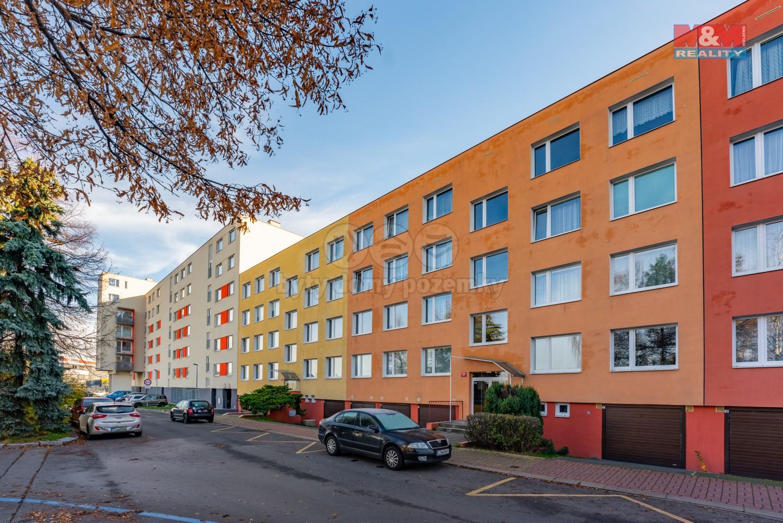 Prodej bytu 2+kk, 47 m², Praha, ul. Letovská