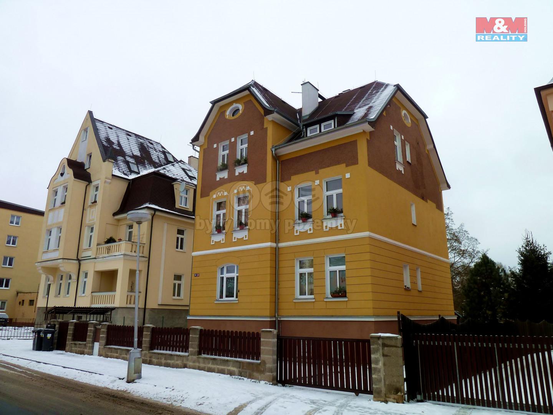 Prodej bytu 2+1, 82 m², Františkovy Lázně, ul. Česká