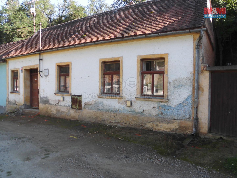 Prodej, rodinný dům, Miroslav, ul. Údolní