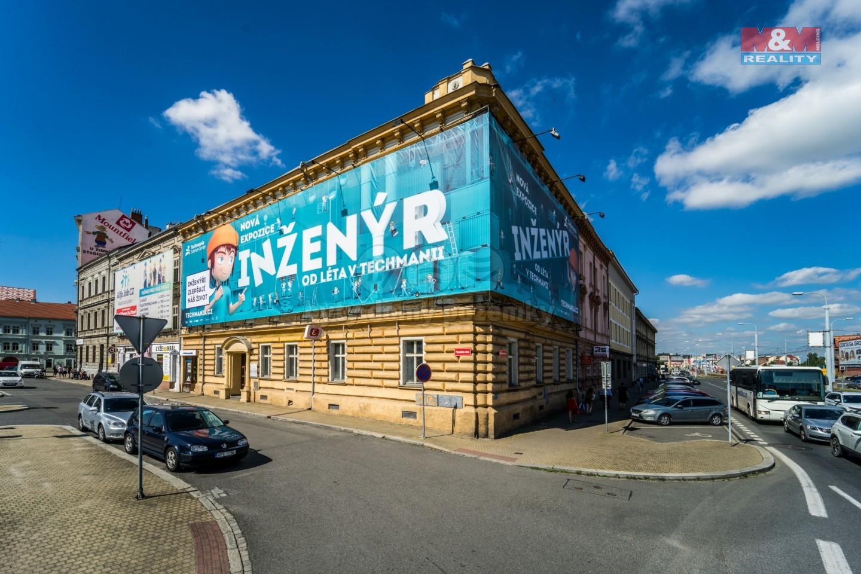 Pronájem, kancelářské prostory, 98 m2, Plzeň - Centrum