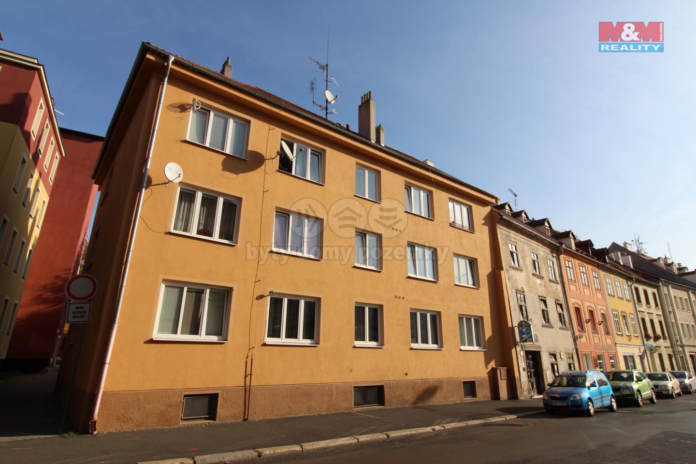 Pronájem bytu 2+1, 64 m², Cheb, ul. Smetanova