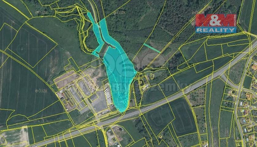 Prodej pozemku k bydlení, 20737 m², Letkov