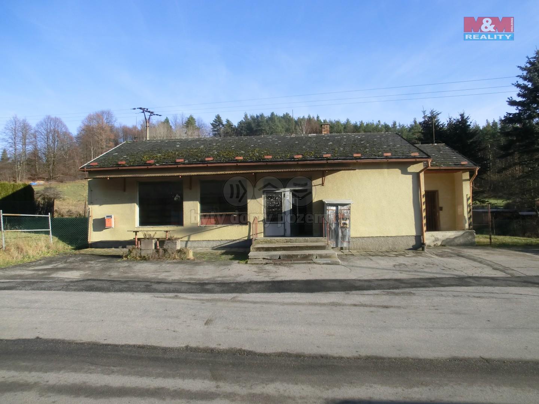 Prodej obchod a služby, 665 m², Český Krumlov