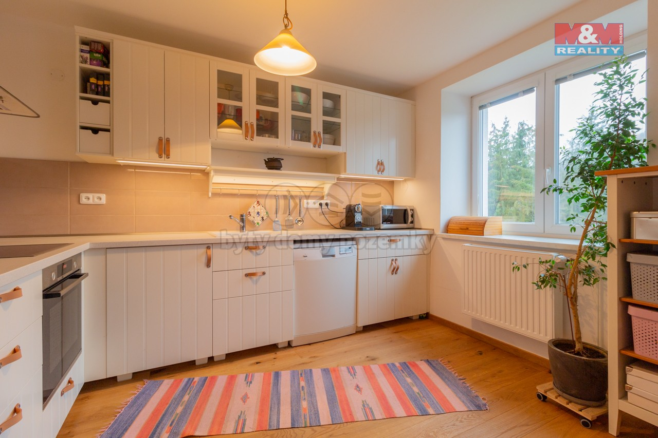 Prodej bytu 3+kk, 77 m², Sušice, ul. Hájkova