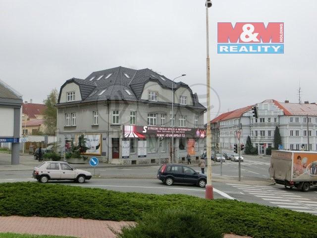 Pronájem bytu 3+kk, Tábor, ul. Purkyňova