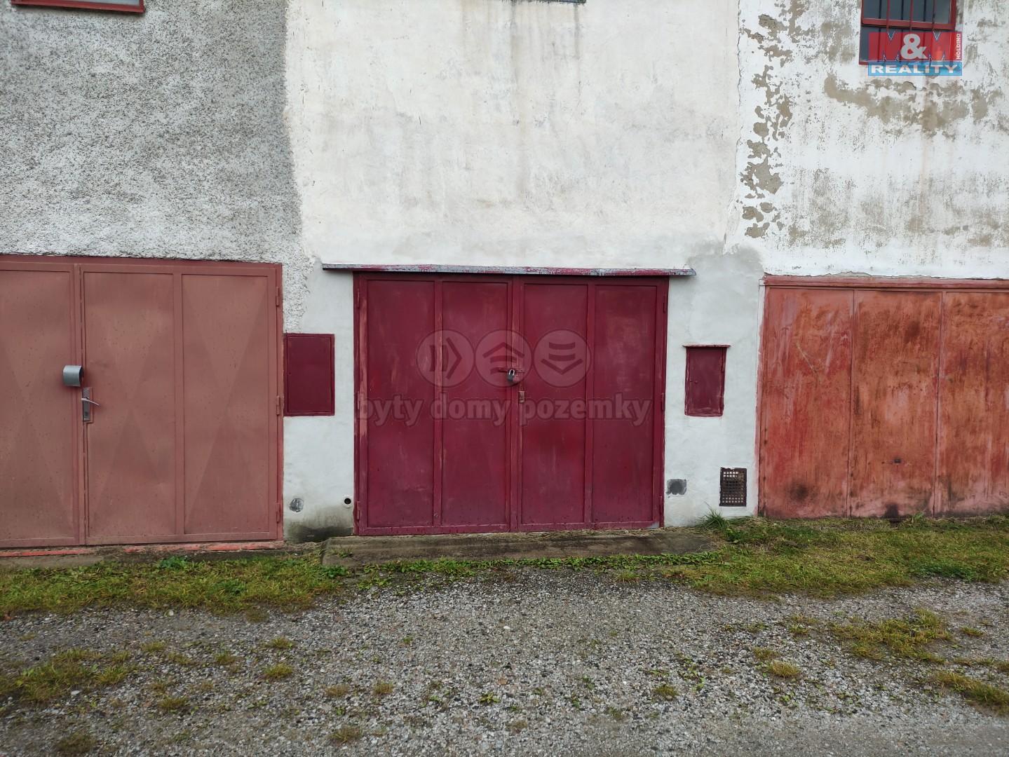 Prodej garáže, 19 m², Český Krumlov