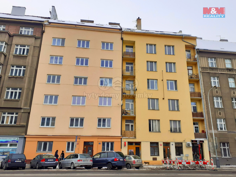 Pronájem bytu 3+kk, 76 m², Praha, ul. Jankovcova