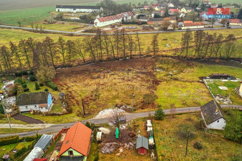 Prodej pozemku k bydlení, 3542 m², Bučí