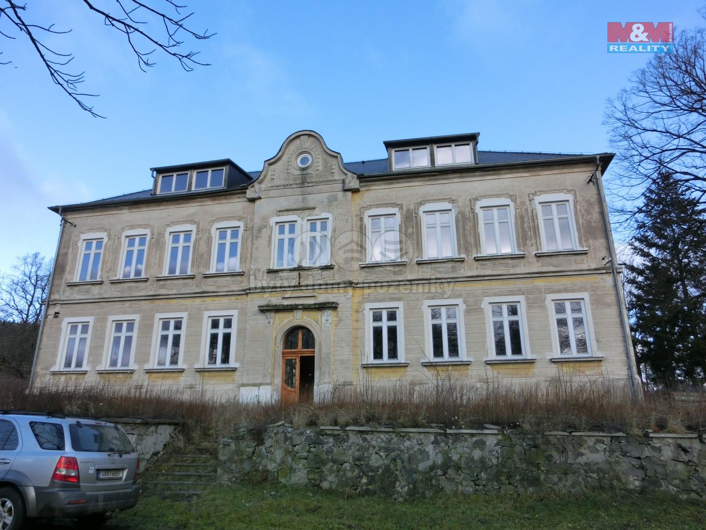 Prodej rodinného domu, 900 m², Podbořanský Rohozec