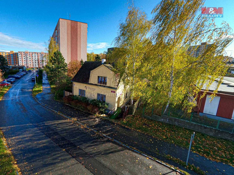 Prodej rodinného domu, Plzeň, ul. U Jam 631m²