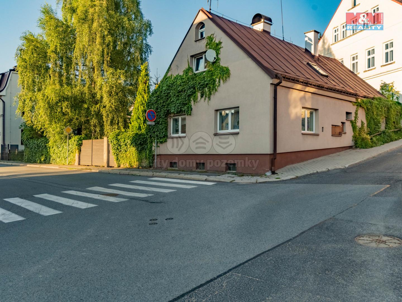 Prodej rodinného domu, Jablonec n. N., ul. Pod Skalkou