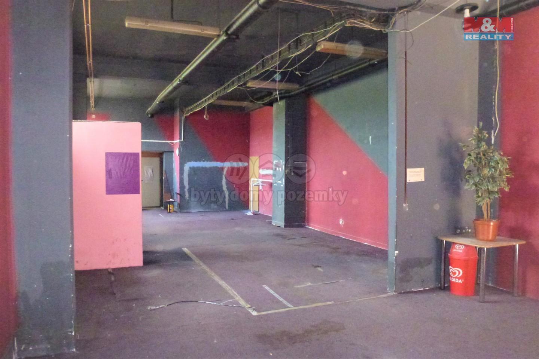 Prodej obchodních prostorů, 131 m², Příbram, ul. Budovatelů