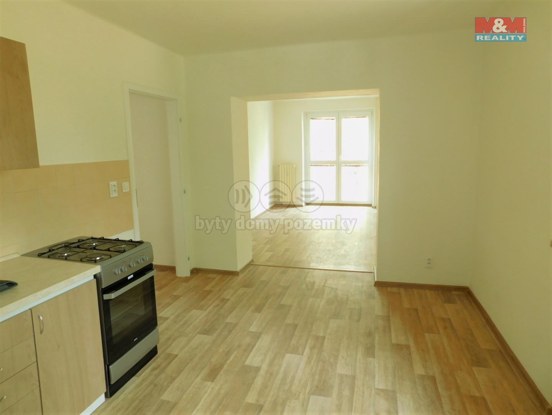 Pronájem bytu 2+1, 50 m², Ostrava, ul. Dvouletky