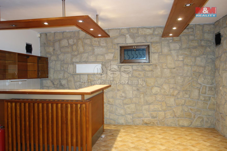 Pronájem kanceláře a služby, 135 m², Litomyšl, ul. Tyršova