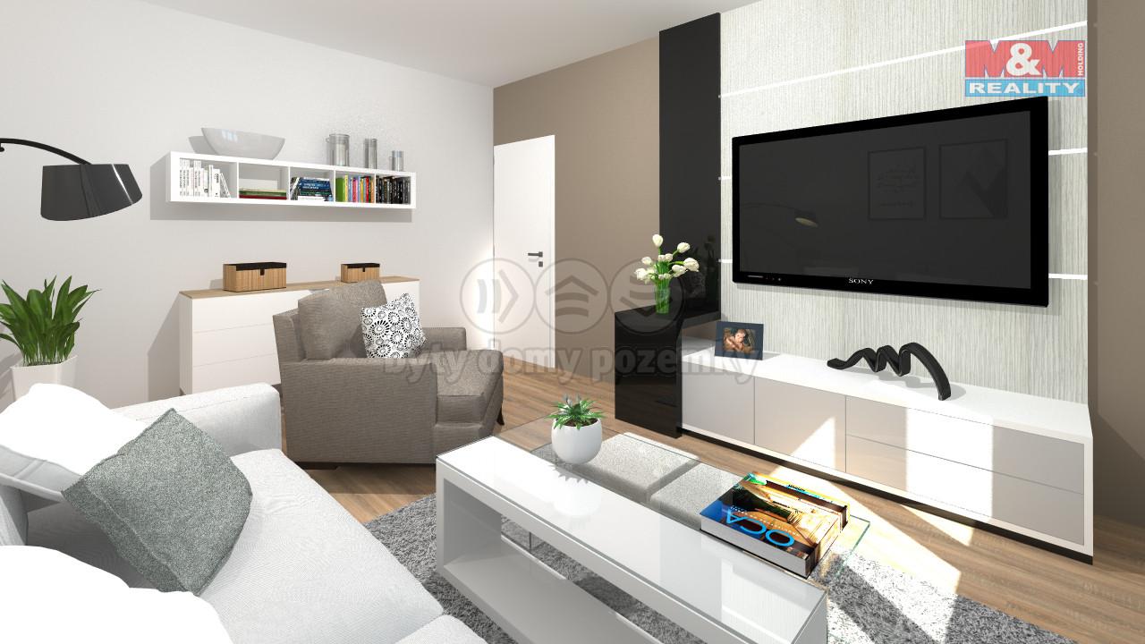 Prodej bytu 2+kk/T, 83 m2, Praha 10 - Dolní Měcholupy