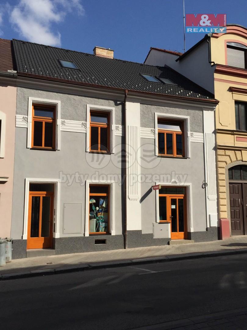 Pronájem kancelářského prostoru, 106 m², Tábor, ul. Erbenova