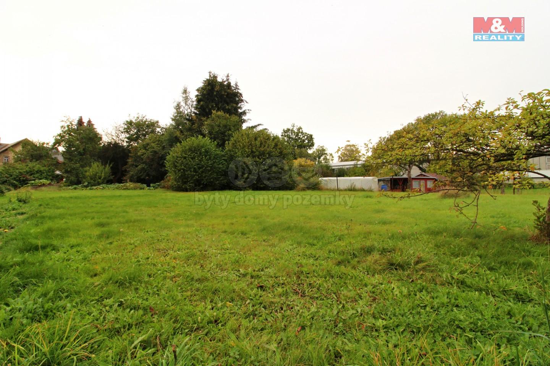 Prodej pozemku k bydlení, 930 m², Jiříkov, ul. Teplická