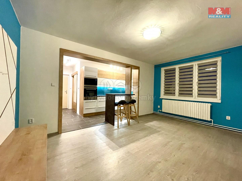 Pronájem bytu 3+kk, 55 m², Týn nad Vltavou, ul. Orlická