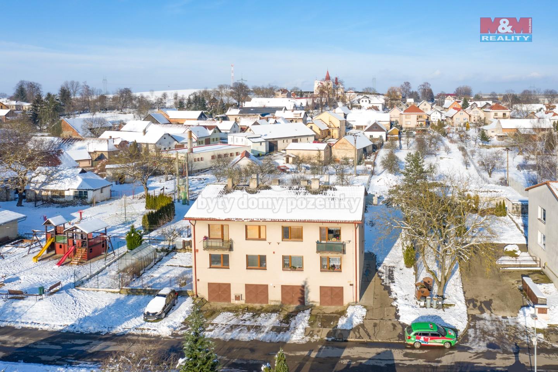 Prodej bytu 3+kk, 70 m², Uhelná Příbram