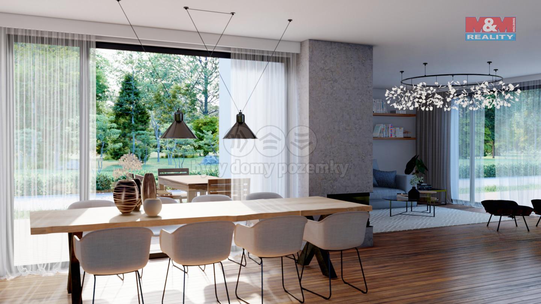 Prodej rodinného domu 4+1+G, pozemek 923 m², Podkozí