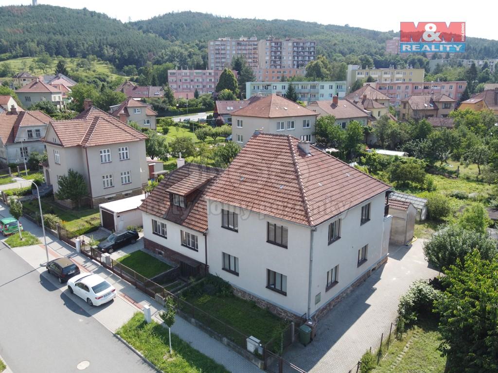 Prodej, rodinný dům, Tišnov, ul. Dobrovského