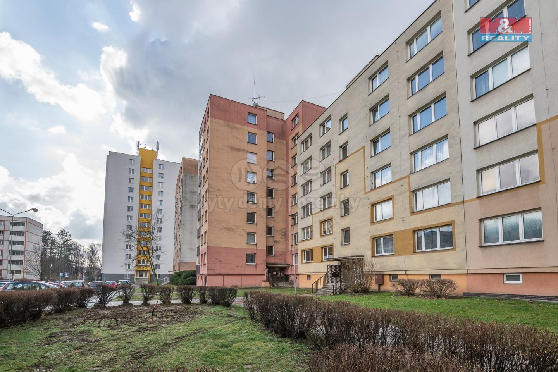 Prodej, byt 3+1, 65m2, Orlová, ul. 1. máje
