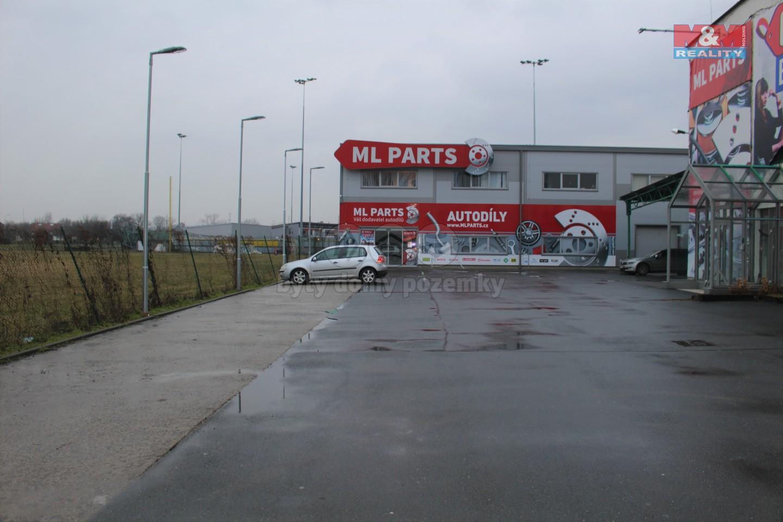 Pronájem obchod a služby, 159 m², Brno