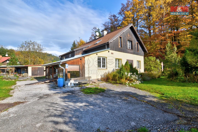Prodej rodinného domu, 193 m², Trutnov, ul. Rýchorská