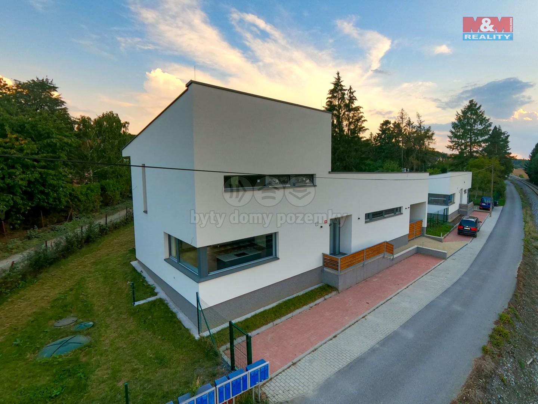 Pronájem rodinného domu 130 m², Mníšek pod Brdy, ul.U kolejí