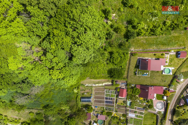 Prodej zahrady, 610 m², Ryjice