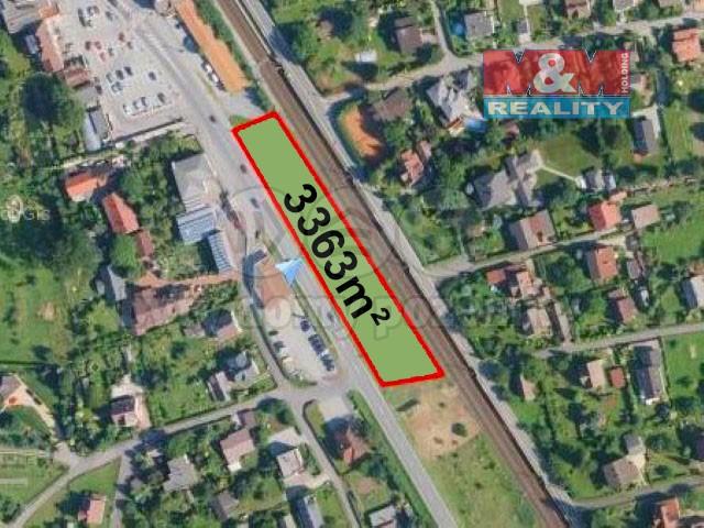 Prodej provozní plochy, 3363 m², Vendryně