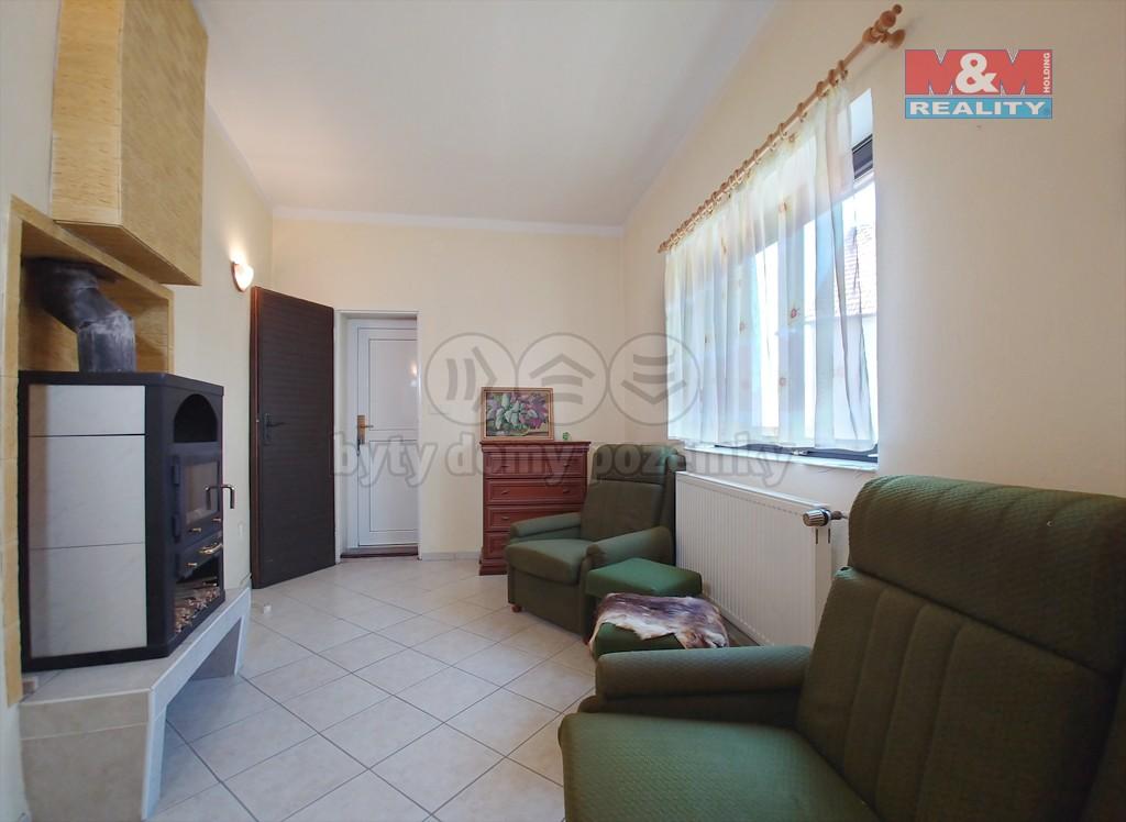Prodej, rodinný dům, Bořitov, ul. Úzká