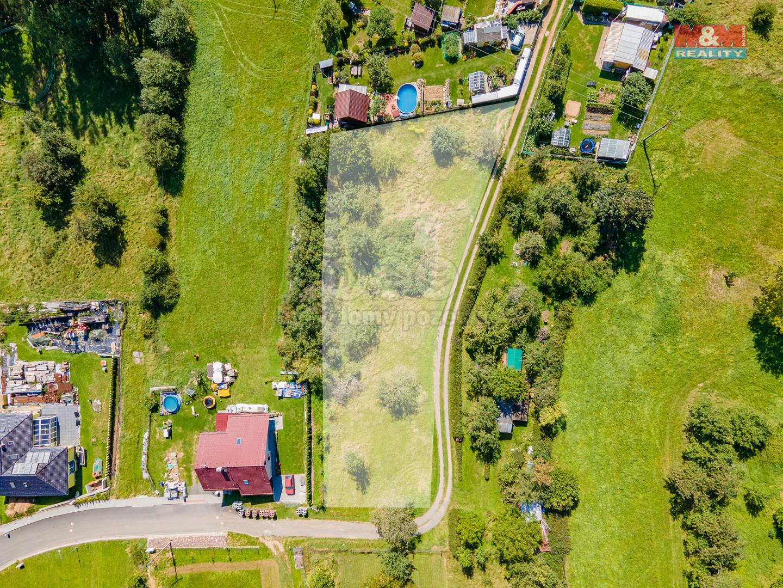 Prodej pozemku k bydlení, 1932 m², Plánice