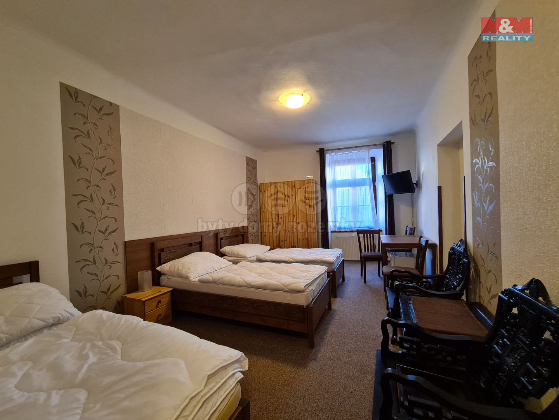 Pronájem bytu 1+kk, 35 m², Olomouc, ul. Šemberova