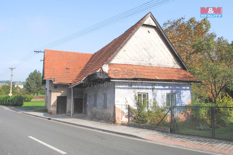 Prodej rodinného domu, 292 m², Dolní Dobrouč