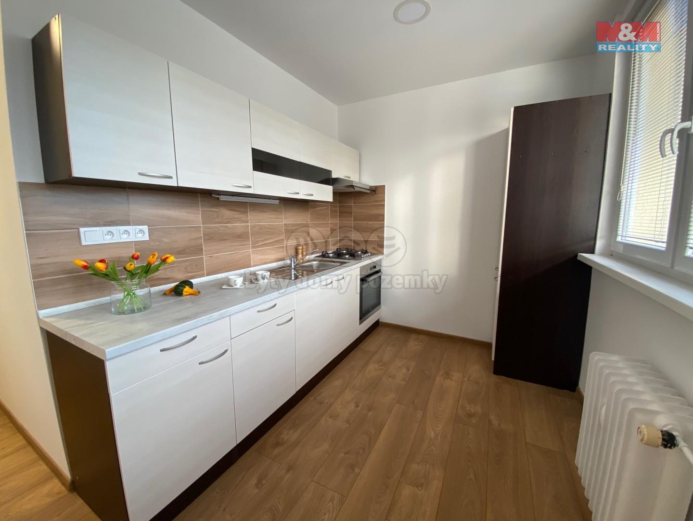 Pronájem bytu 1+1, 38 m², Ostrava, ul. Výškovická
