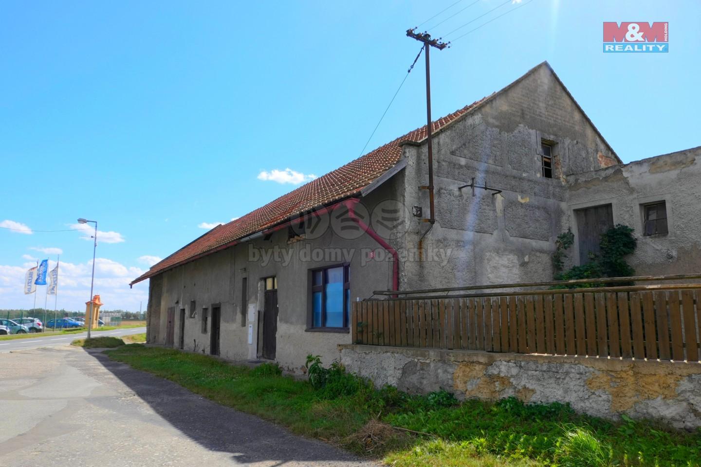 Prodej obchod a služby, 385 m², Veltruby, ul. Kolínská