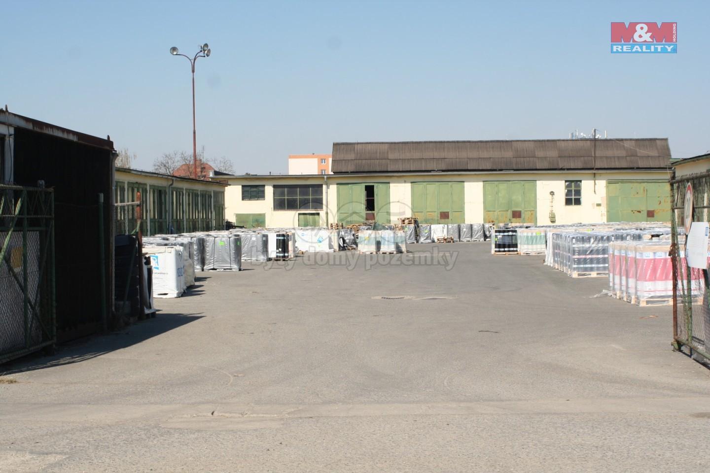 Pronájem provozní plochy, 4400 m², Olomouc, ul. U panelárny