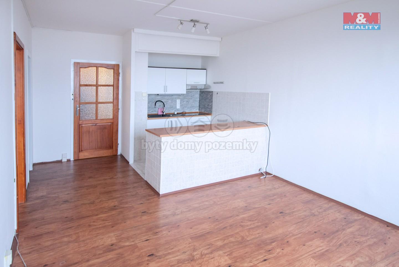 Pronájem bytu 2+kk, 42 m², Praha, ul. Pirinská