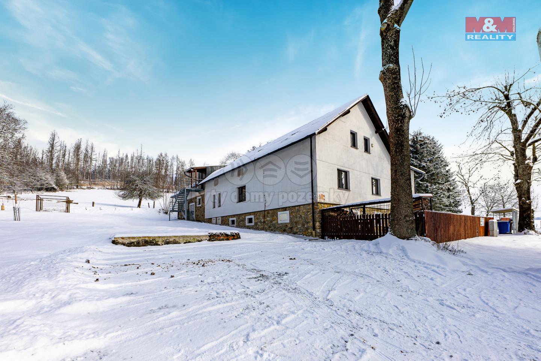 Pronájem ubytovacího zařízení, 150 m², Kdyně